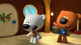 Ми ми мишки   Борьба за урожай   обучающий мультфильм для детей