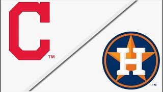 Cleveland Indians vs Houston Astros | Full Game Highlights | 5/20/18