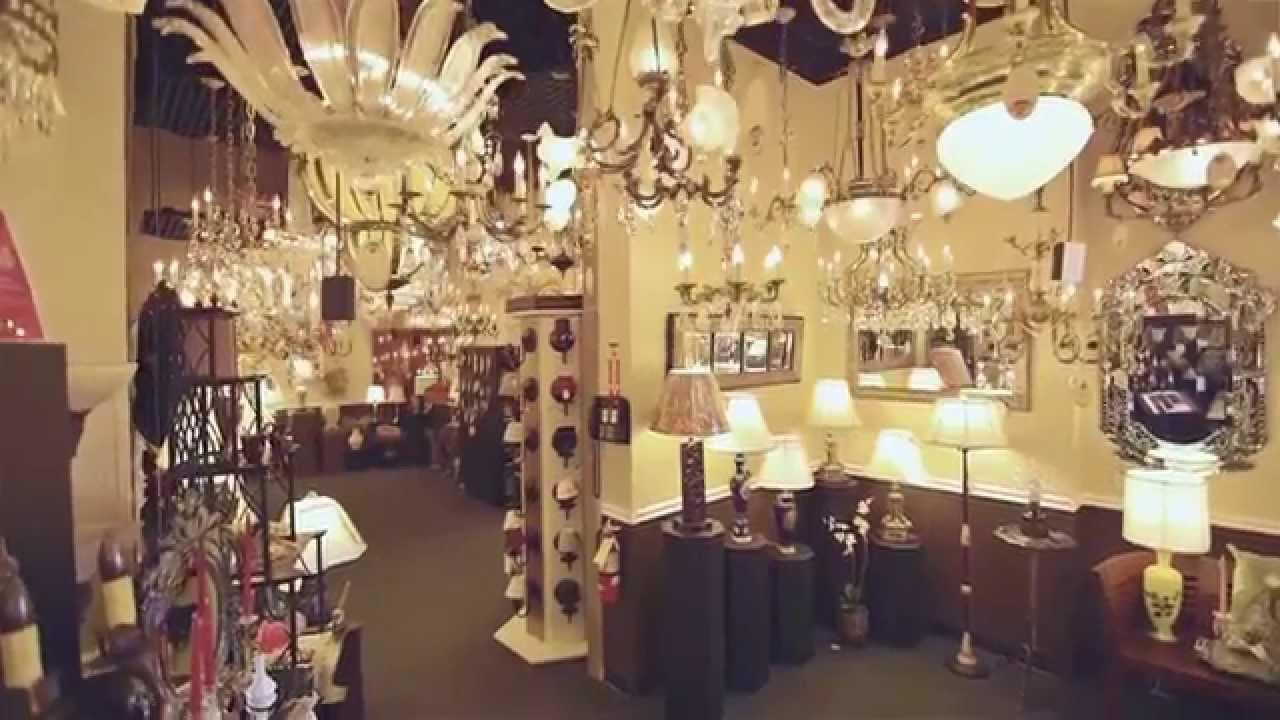 Restoration Lighting Gallery Crystal