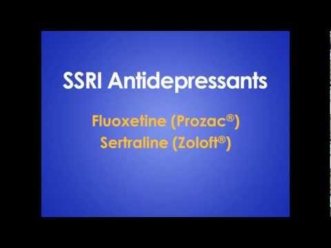 SSRIs Video Consult