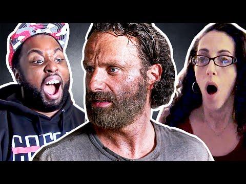 """Fans React To The Walking Dead Season 5 Episode 7: """"Crossed"""""""