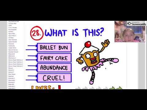 The Impossible Quiz Tyrone S Unblocked Games Youtube