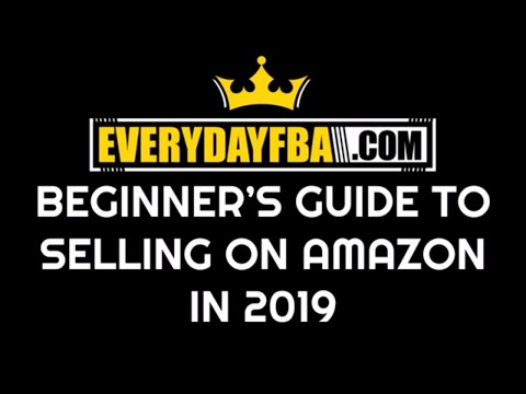 Retail Arbitrage & Selling On Amazon In 2019 - Beginners Guide To Amazon FBA Guide