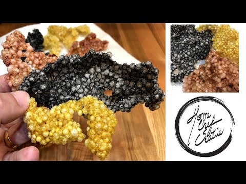 Tapioca Pearl Crackers