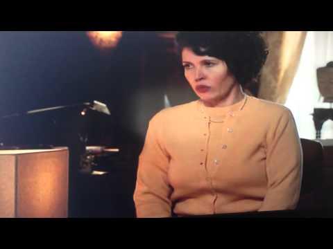 Psychobitches Julia Davis as Enid Blyton being psychoanalysed