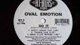 Oval Emotion - Do It (Trance Dub)