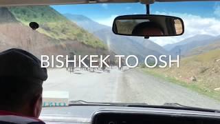 Bishkek To Osh, Kyrgyzstan