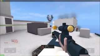 Roblox! Last Strike! Sniper feed! #2