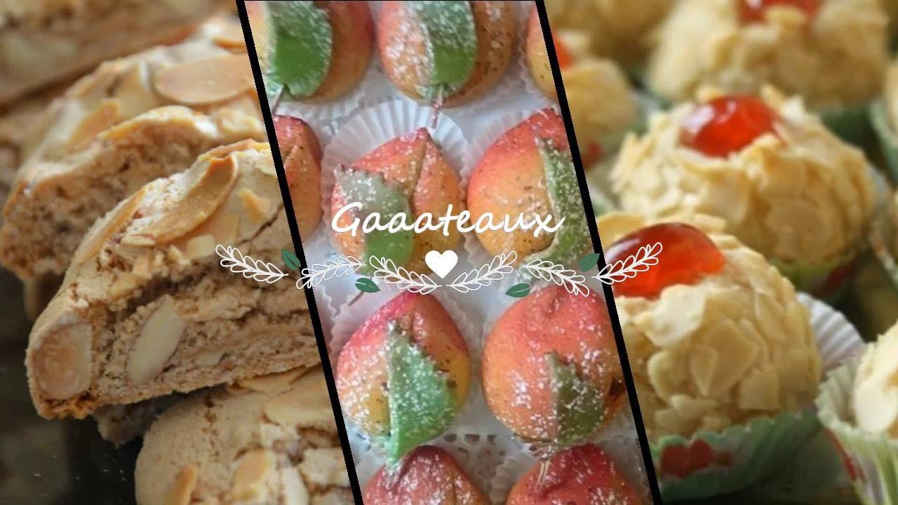 gâteaux algérien traditionnel et moderne (La pâtisserie)