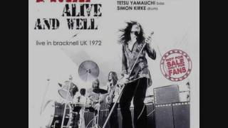 FREE : BRACKNELL 1972 : COME TOGETHER IN THE MORNING .