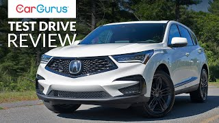 2019 Acura RDX | CarGurus Test Drive Review