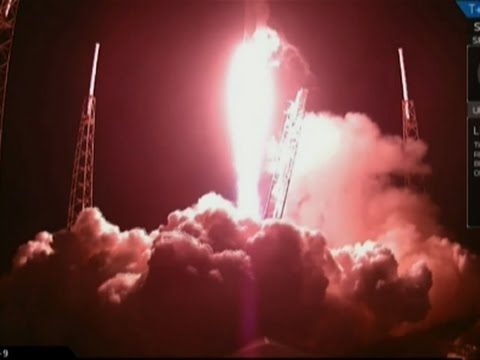 SpaceX Rocket Successfully Launches on Fifth Try