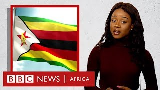 Got cash? Zimbabwe's inflation and currency problems explained - BBC Africa / Видео