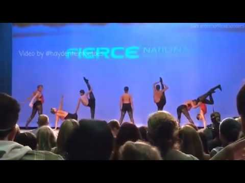 DANCE MOMS ||  Devil's Playground - Chloe's MDP group dance
