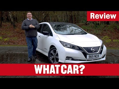 2019 Nissan Leaf Review – an electric car to make you switch?   What Car?