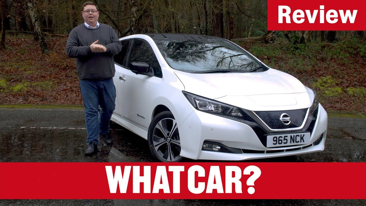 2019 Nissan Leaf Review An Electric Car To Make You Switch What