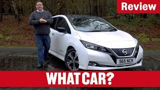 2019 Nissan Leaf Review – an electric car to make you switch? | What Car?