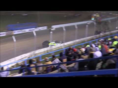 American Modified Series B-Main #2 from Florence Speedway, October 22nd, 2016.