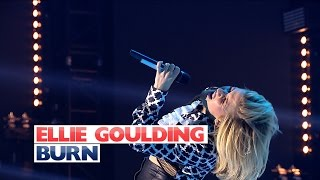 Ellie Goulding - 'Burn' (Live At Jingle Bell Ball 2015)