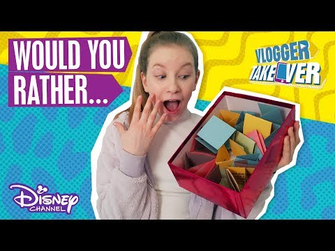 Coco&39;s World  Would You Rather? 🤔 Disney Channel UK