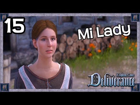 Courting Theresa The Beautiful - Kingdom Come: Deliverance Gameplay #15