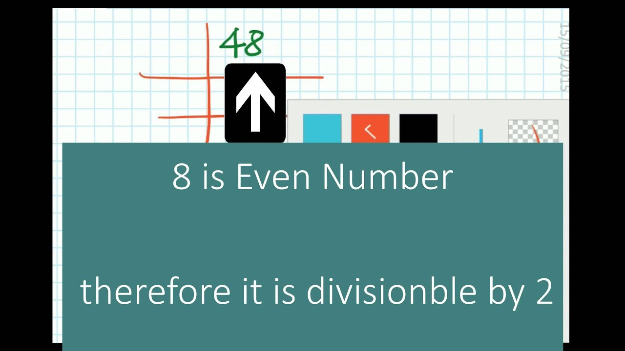 How to Find Prime Factors by Division Method | Factors and Multiples ...