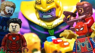 LEGO Marvel Avengers Infinity War!