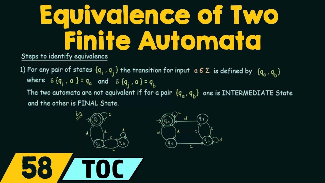 Automata Theory