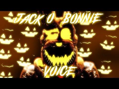 [FNAF/SFM] Jack-O-Bonnie Voice by David Near