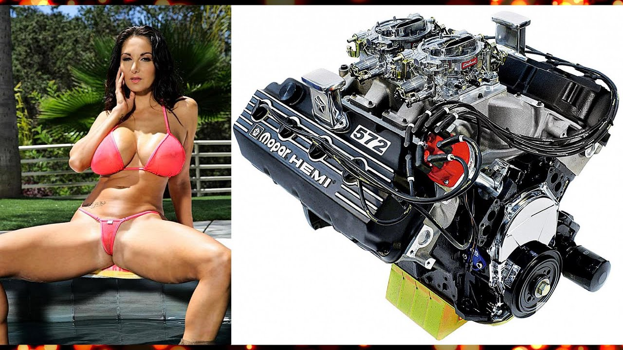 Bikini Foxes, Muscle Cars, & Hot Rods