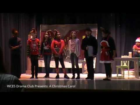 WCES Presents: A Christmas Carol by Charles Dickens