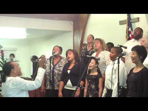 Pat Wright & The Total Experience Gospel Choir, Se...