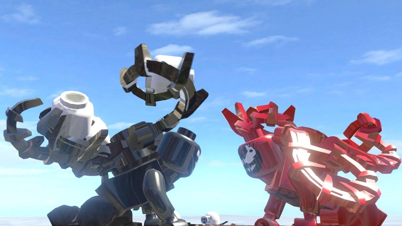 Carnage Vs Venom Amazing Battle Fight Lego Marvel Super Heroes Game