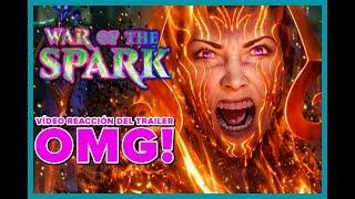 Trailer oficial de War of the Spark | Vídeo reacción