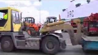 Made in Germany | Bremerhaven -- Nadelöhr des Autoexports