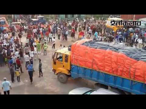 বঙ্গবন্ধুকে নিয়ে কটুক্তি: গাজীপুরের মেয়র জাহাঙ্গীরের বহিস্কারের দাবিতে মহাসড়ক অবরোধ