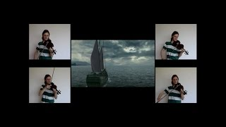 Children - Game of Thrones - Ramin Djawadi (violin cover + sheet music))
