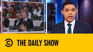 UN Climate Talks Fail To Bring About Major Change | The Daily Show With Trevor Noah