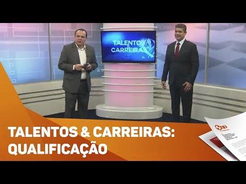 Talentos & Carreiras: Qualificação - TV SOROCABA/SBT