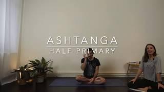 Ashtanga Half-Primary level 2