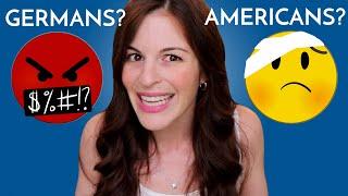 Germans Are Grumpy...But Americans Hate Healthcare?? [ENG & DE CC]