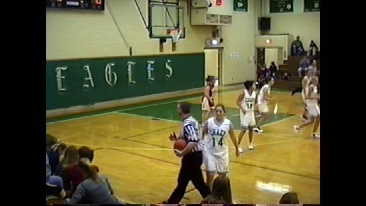Chazy - Willsboro Girls  12-16-02