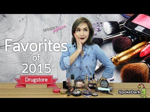 โมเมพาเพลิน : Favorites of 2015 [Drugstore]