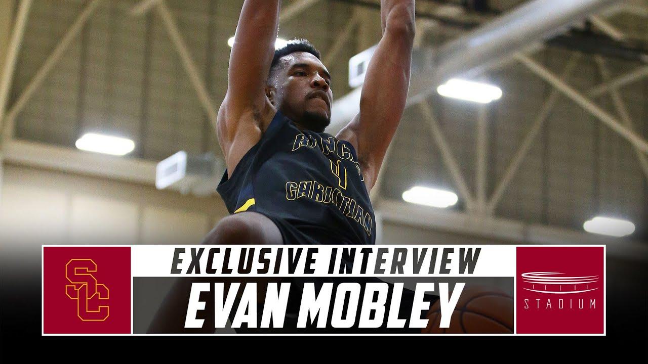 Now Introducing: USC's Evan Mobley | Stadium