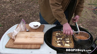 Grill Pan Cookies Recipe By The Bbq Pit Boys