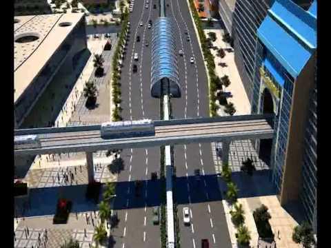 Vidéo Le Complexe Industrialo Portuaire de KRIBY