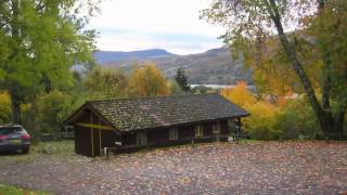 LOCH TAY HIGHLAND LODGES. WIGWAMS.