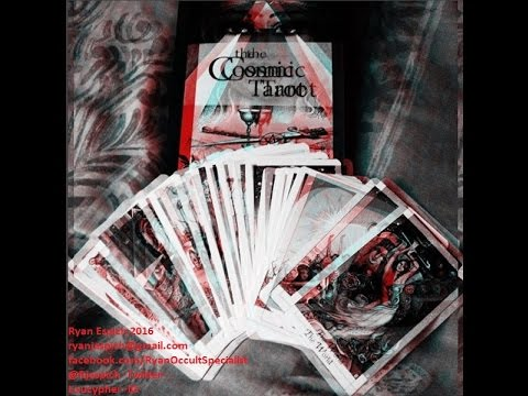 Sunday's with Satan!  The Cosmic Tarot -Major Arcana- Part 1