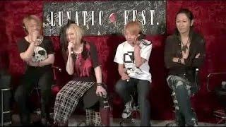 20150628 生放送LUNATIC FEST.33時間SP出演バンドインタビュー