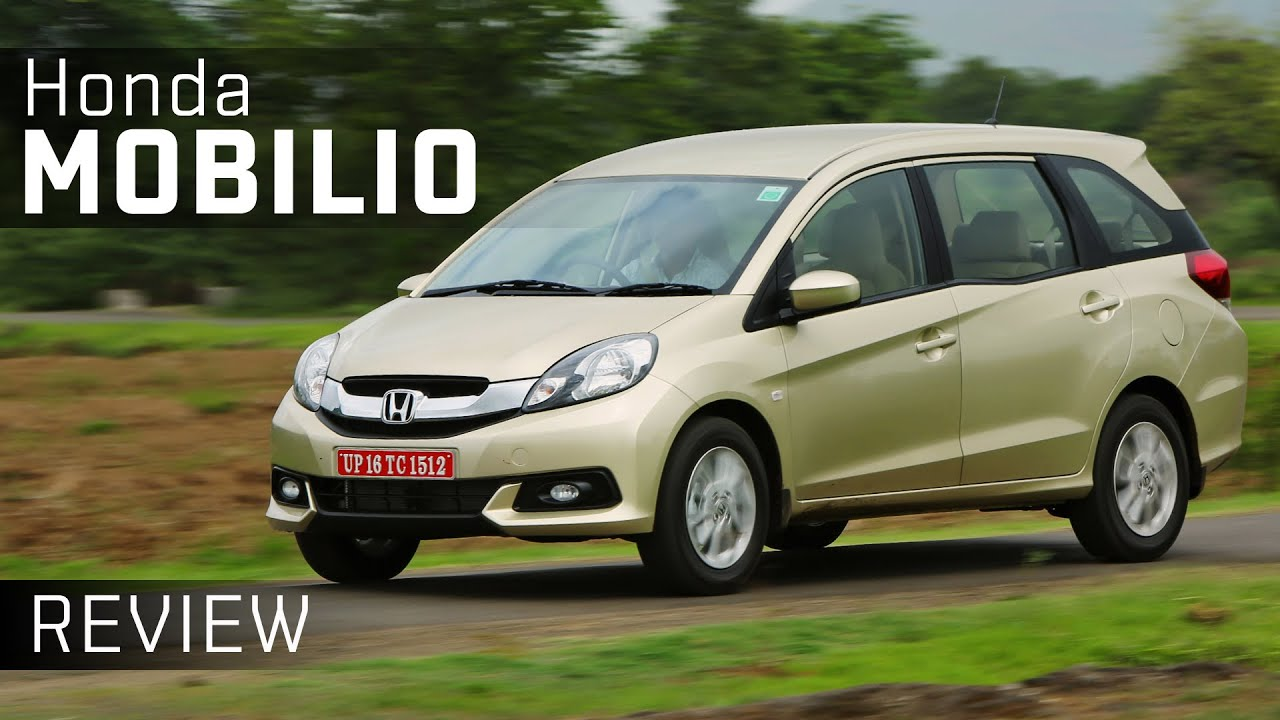 honda mobilio review zigwheels youtube